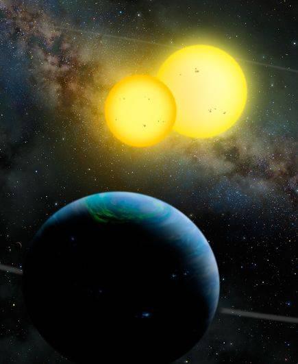 Kepler-34b e Kepler-35b esopianeta-scoperta-sistema-planetario-extrasolare