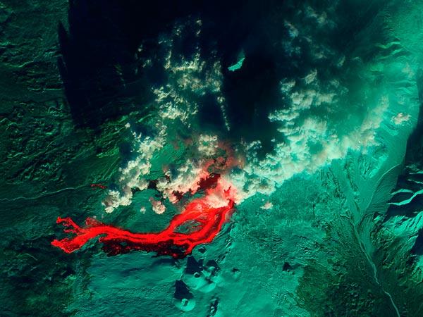 NASA-eruzione-vulcano-Tolbachik