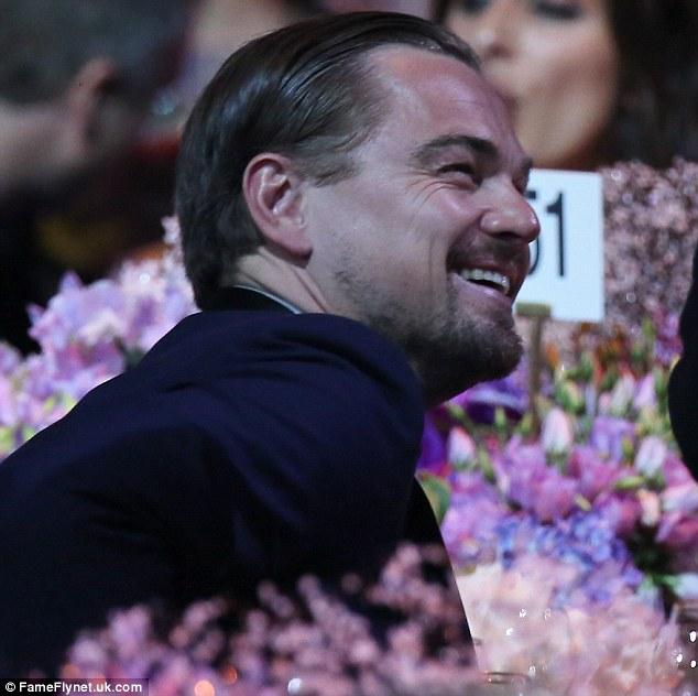 Leonardo Di Caprio cannes 1