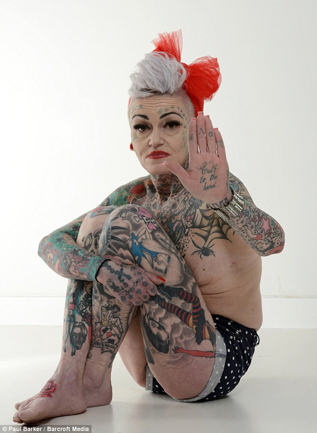 tatuaggi, divorzio
