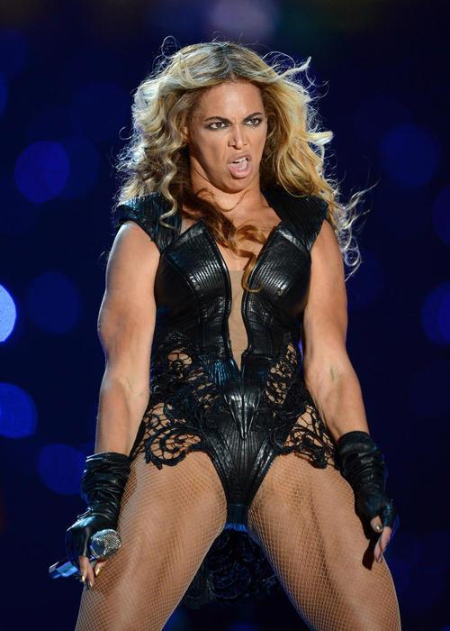 Beyoncé,Tory Spelling