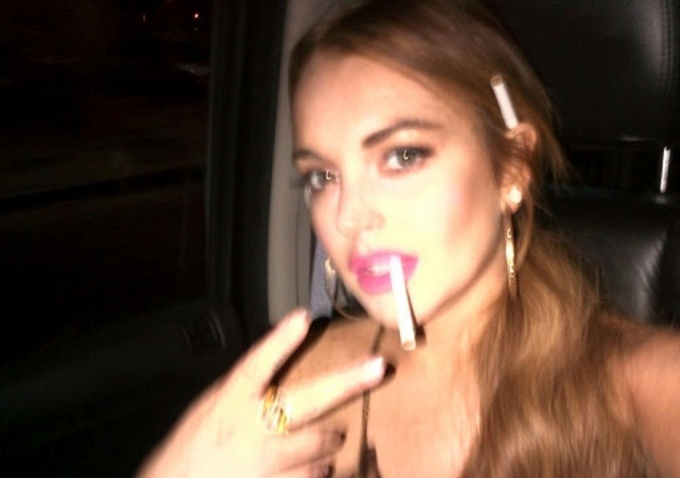 Lindsay Lohan, Shaquille O'Neal