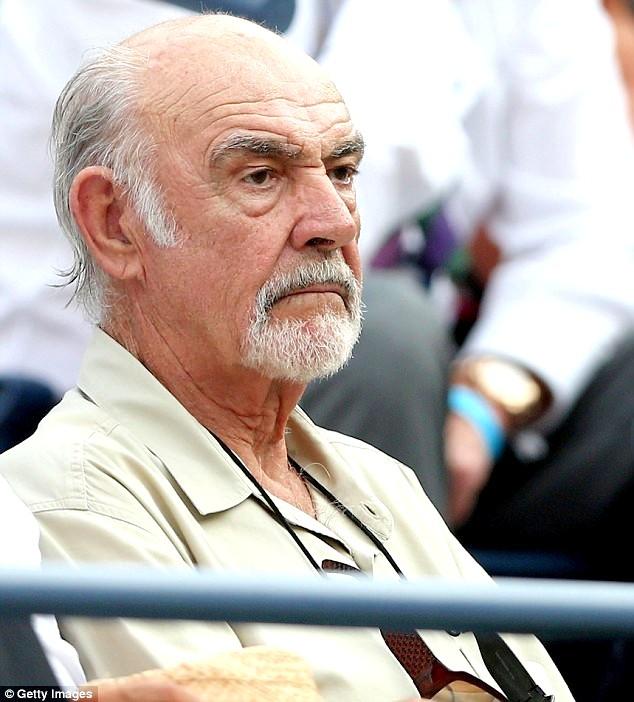Michael Caine,Sean Connery,Alzheimer