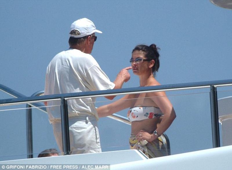 Catherine Zeta Jones, divorzio 4