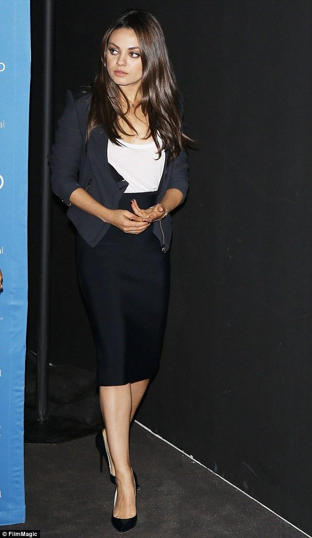 Mila Kunis, Ashton Kutcher 2