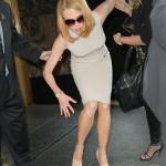 Nicole Kidman, paparazzo, bicicletta caduta 6