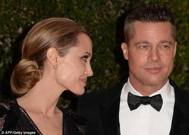 Brad Pitt, isola