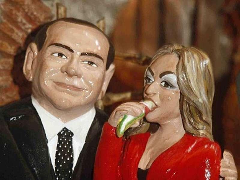 Silvio Berlusconi,,Francesca Pascale - 01