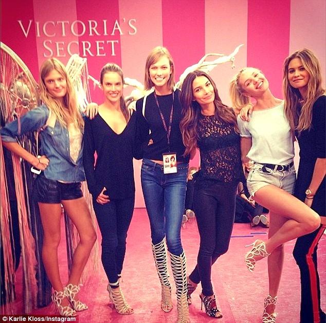 Victoria's Secret- sfilata