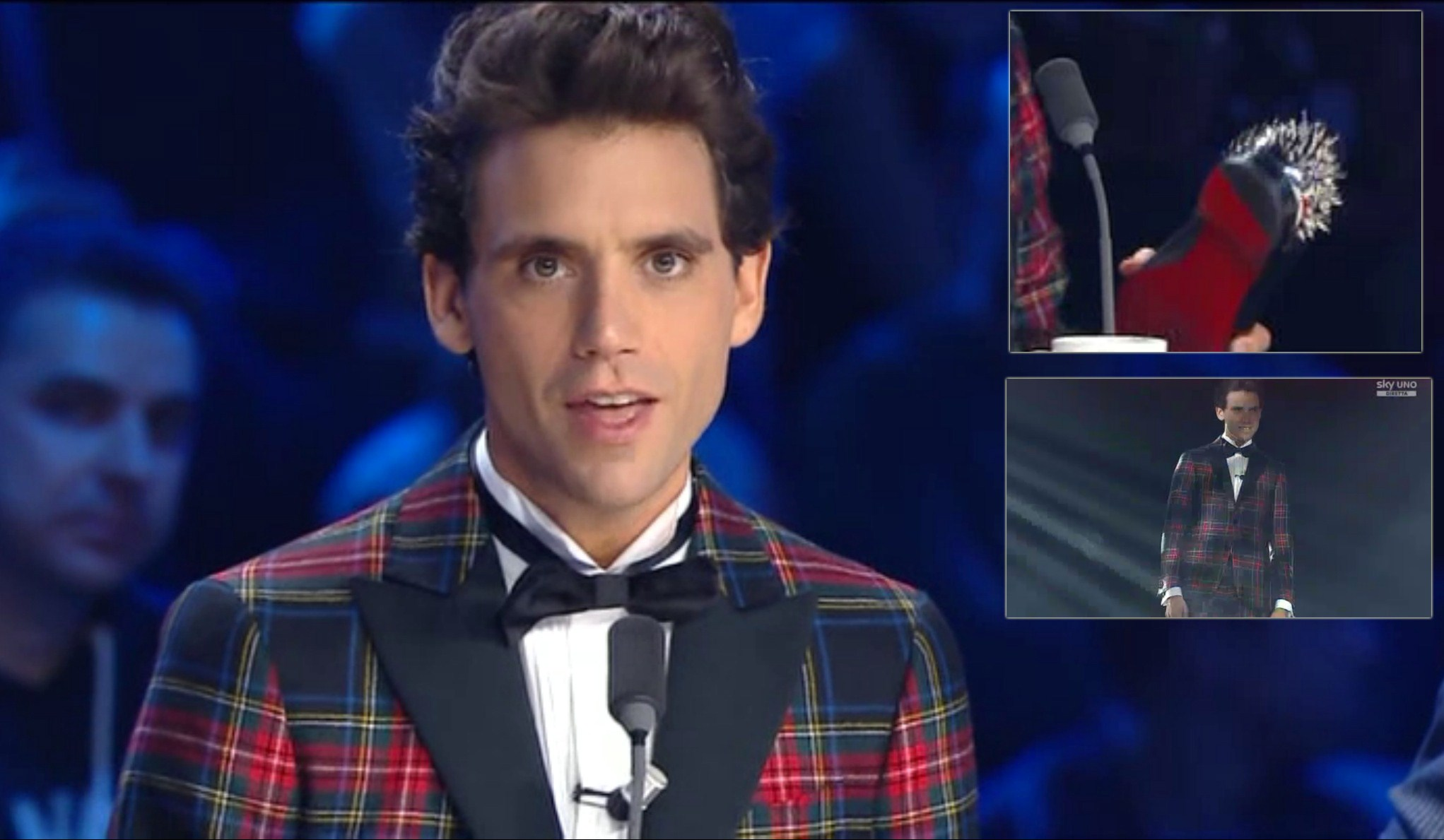 X Factor, Mika, Morgan