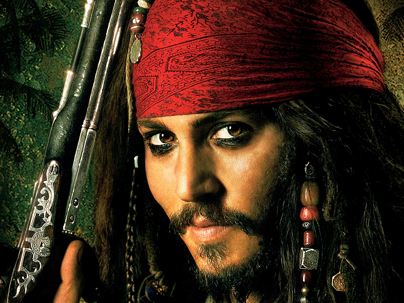 Johnny Depp - pirati