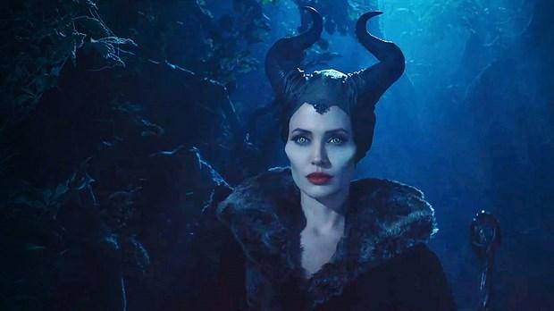 Lana Del Rey, Maleficient, Angelina Jolie