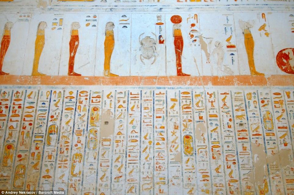 faraone, Ramsete foto 1