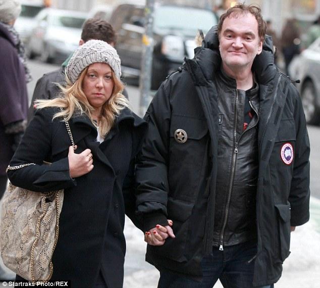 Quentin Tarantino, amore