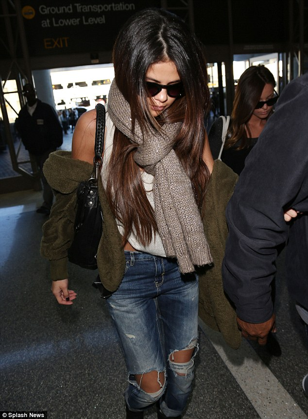 Selena Gomez, San Valentino