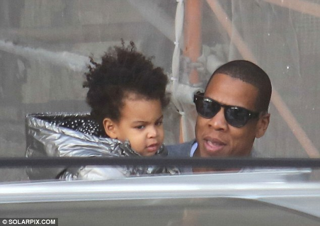 Beyoncé,Blu Ivy
