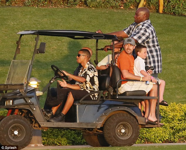 Britney Spears, bodyguard
