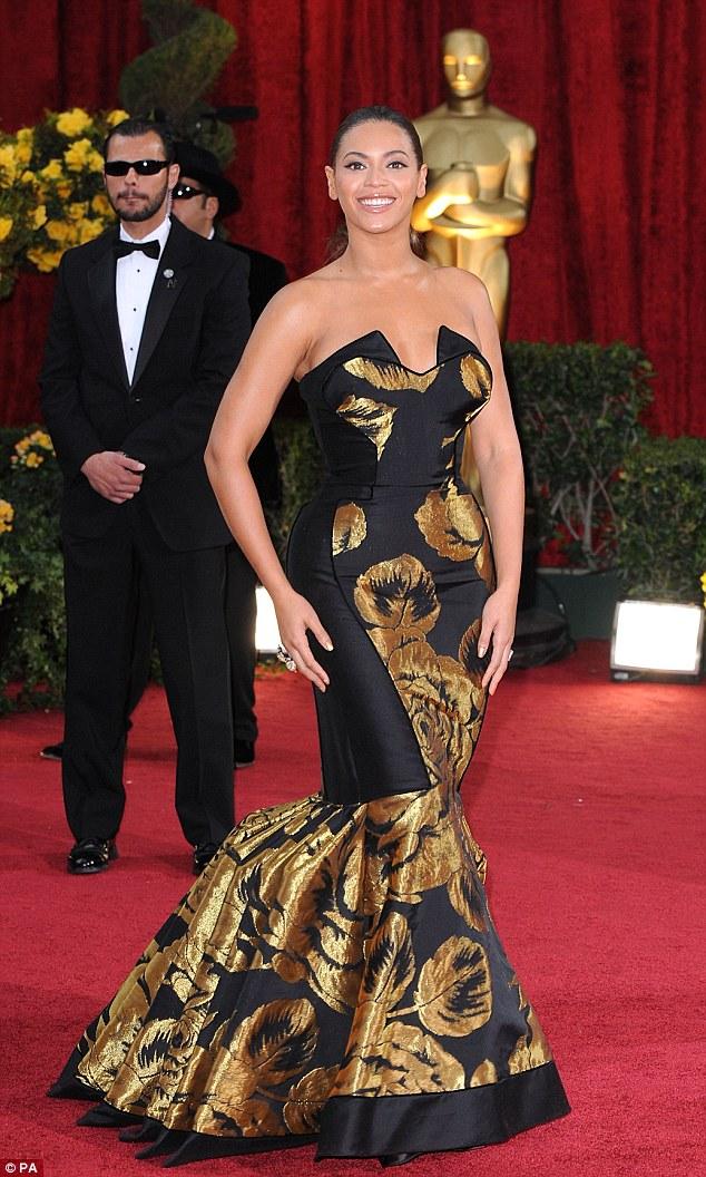 le peggio vestite della storia degli Oscar