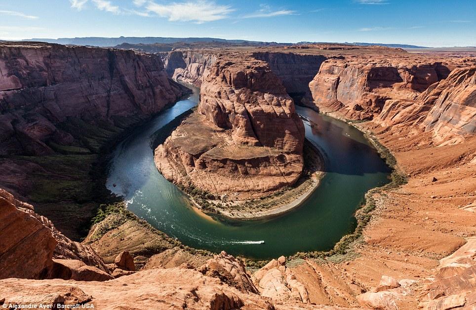 01 - America, paesaggi L'Antelope Canyon in Arizona