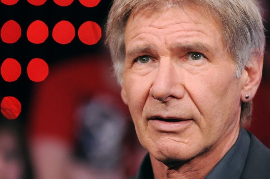 Millennium Falcon, Harrison Ford