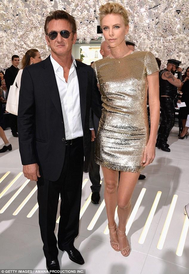Charlize Theron, Sean Penn