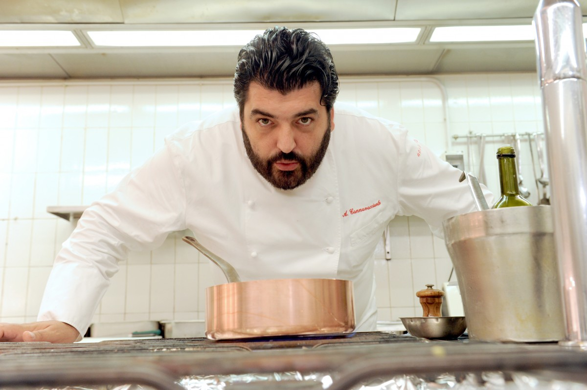 chef Antonino Cannavacciuolo 3
