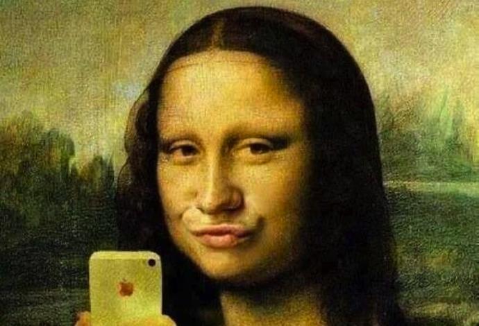 social network, selfie