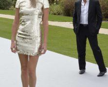 La pupa del gangster: Charlize Theron e Sean Penn scintillanti e innamoratissimi alla mostra dell'Haute Couture