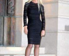 La bella e la bestia: Donatella Versace e Lady Gaga insieme per la sfilata di Parigi. Le immagini