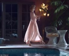 Guarda le immagini di Eva Herzigova, nuda nel nuovo spot pubblicitario – parte 1