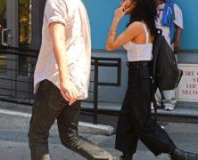 Guarda le immagini di Robert Pattison con la sua nuova fidanzata FKA Twigs