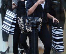 Anche i milionari fanno affari con i saldi: guarda le foto di Tamara e Petra Ecclestone