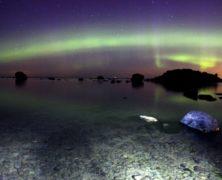 L'aurora boreale  a forma di arco: guarda la straordinaria foto