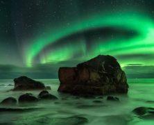 Guarda le straordinarie foto scattate alle più recenti aurore boreali