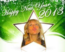 Due ottime notizie per dire a tutti di cuore: Buon anno nuovo!