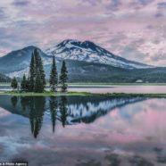 Dall'Oregon al Colorado, passando per la California: i paesaggi nordamericani a specchio che favoriscono la calma. Le foto