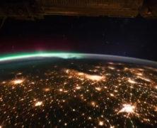 Guarda il filmato mozzafiato della Terra dalla Stazione Spaziale Internazionale