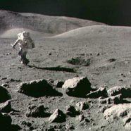 40 anni fa: l'ultima volta dell'uomo sulla Luna
