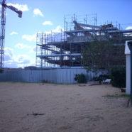 A Silvi Marina la scuola Leonardo da Vinci cade a pezzi a cinque mesi dalla sua inaugurazione